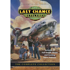 The Last Chance Detectives: The Complete Collection - DVD video