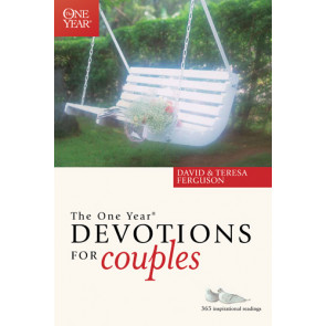 The One Year Devotions for Couples - Softcover / softback