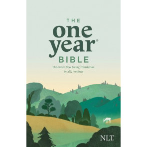 The One Year Bible NLT (Softcover) - Softcover
