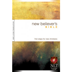 New Believer's Bible NLT (Softcover) - Softcover