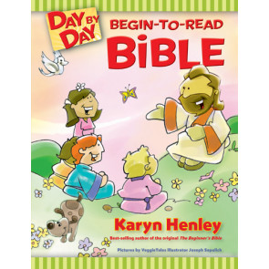 Day by Day Begin-to-Read Bible - Hardcover