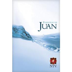 Evangelio de Juan NTV (Tapa rústica) - Softcover
