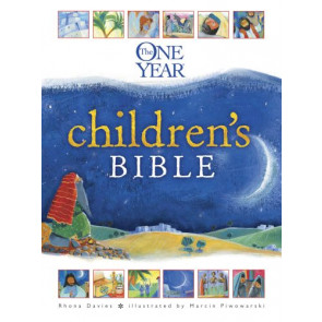 The One Year Children's Bible - Hardcover