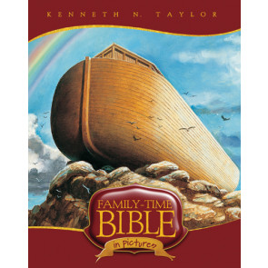 Family-Time Bible in Pictures - Hardcover