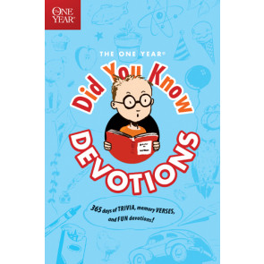 The One Year Did You Know Devotions - Softcover