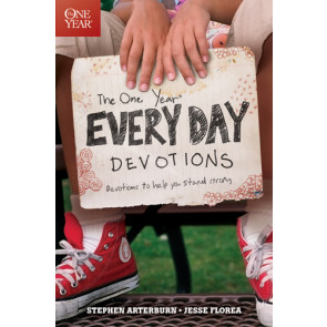 The One Year Every Day Devotions - Softcover / softback