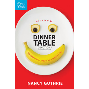 One Year of Dinner Table Devotions and Discussion Starters - Softcover
