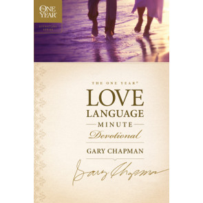 The One Year Love Language Minute Devotional - Softcover / softback