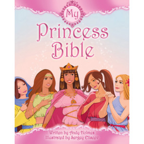 My Princess Bible - Board book