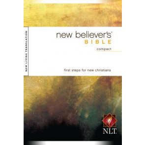 New Believer's Bible Compact NLT (Softcover) - Softcover