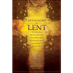 Devotions for Lent - Softcover