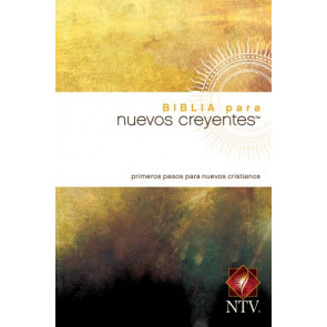 Biblia para nuevos creyentes NTV (Tapa rústica) - Softcover