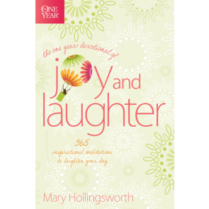 The One Year Devotional of Joy and Laughter - Softcover