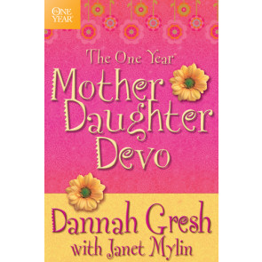 The One Year Mother-Daughter Devo - Softcover
