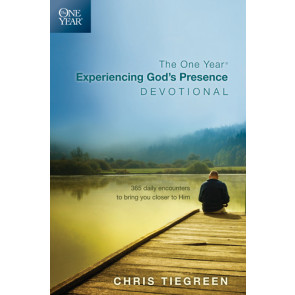 The One Year Experiencing God's Presence Devotional - Softcover