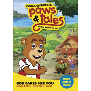 God Cares for You - DVD video