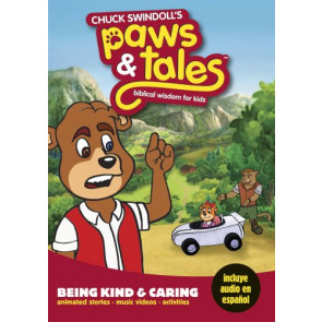 Being Kind and Caring - DVD video