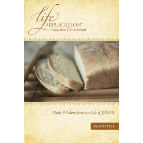 Life Application Study Bible Devotional - Softcover