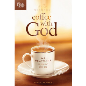 The One Year Coffee with God - Softcover
