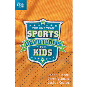 The One Year Sports Devotions for Kids - Softcover