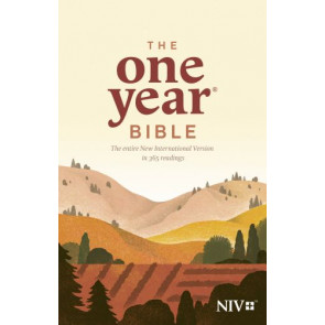 The One Year Bible NIV (Softcover) - Softcover