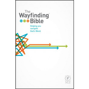 The Wayfinding Bible NLT (Hardcover) - Hardcover