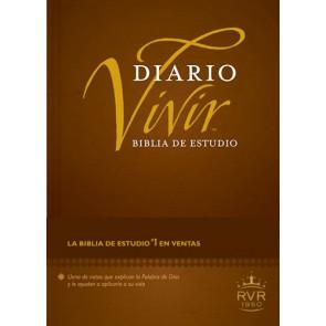 Biblia de estudio Diario vivir RVR60 - Hardcover