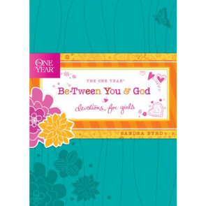 The One Year Be-Tween You and God - LeatherLike