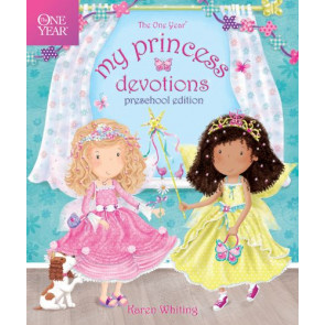 The One Year My Princess Devotions - Hardcover