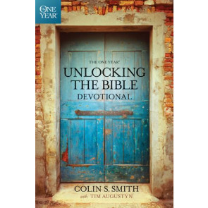 The One Year Unlocking the Bible Devotional - Softcover