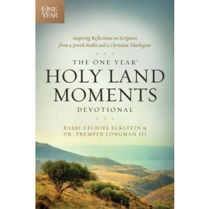 The One Year Holy Land Moments Devotional - Softcover