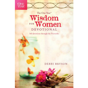 The One Year Wisdom for Women Devotional - Softcover