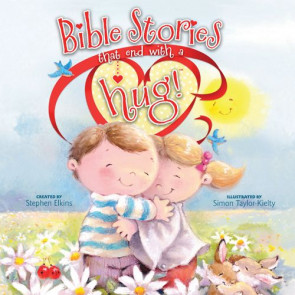 Bible Stories That End with a Hug! - Hardcover