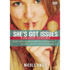 She's Got Issues DVD Curriculum - DVD video