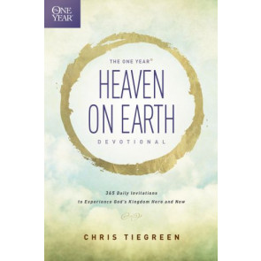 The One Year Heaven on Earth Devotional - Softcover / softback