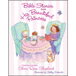 Bible Stories for His Beautiful Princess - Hardcover