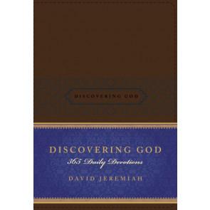 Discovering God - LeatherLike
