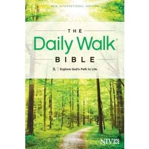 The Daily Walk Bible NIV (Softcover) - Softcover