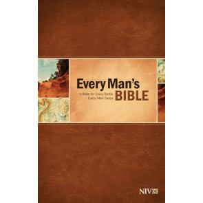 Every Man's Bible NIV (Hardcover) - Hardcover