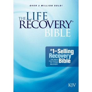The Life Recovery Bible KJV  - Hardcover
