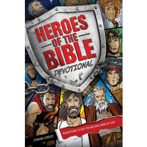 Heroes of the Bible Devotional - Softcover