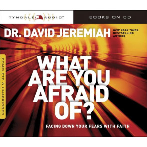 What Are You Afraid Of? - CD-Audio