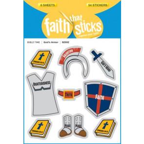 God's Armor - Stickers
