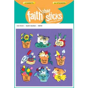 God's Garden - Stickers