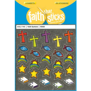 Faith Symbols - Stickers