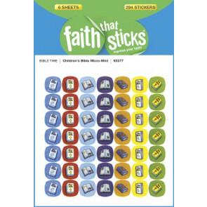 Children's Bible Micro-Mini - Stickers