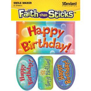 Happy Birthday! - Stickers