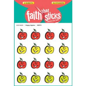 Happy Apples - Stickers