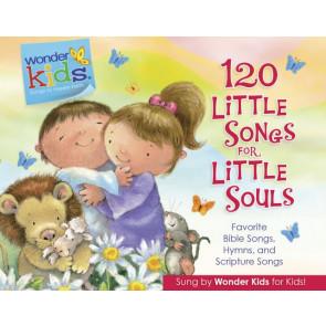 120 Little Songs for Little Souls - CD-Audio