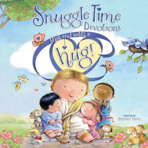 Snuggle Time Devotions That End with a Hug! - Hardcover